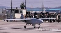 精鋭韓国陸軍が誇る無人偵察機が墜落。