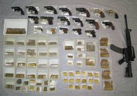 銃19丁 実弾670発 住宅から神奈川県警押収