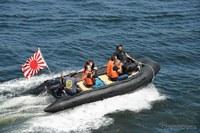 日本の夏、ヨコスカ海上自衛隊の夏♪
