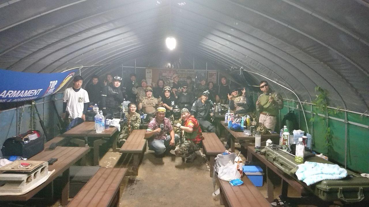 2017.8.12夜戦