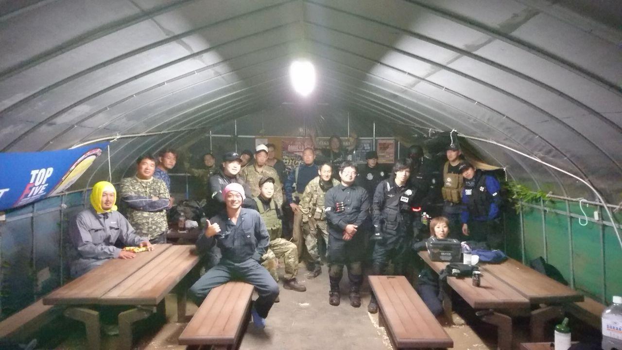 2017.9.9夜戦
