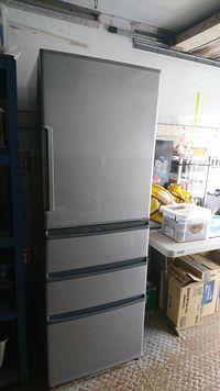小美鯖に冷蔵庫が搬入されました♪