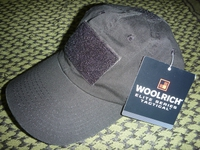 WOOLRICH キャップ