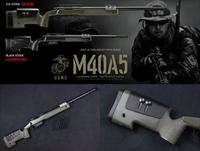 【入荷情報】東京マルイ M40A5 ボルトアクションライフル O.D.ストック 入荷しました!