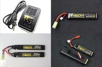【入荷情報】NEOX Lipoバッテリー、バランスチャージャー入荷しました!