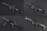 【入荷情報】WE ガスブロ本体 HK416C、MP5A2 PDW、R5C、SCAR-L、入荷しました!