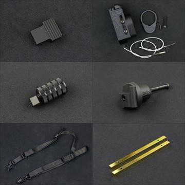 【数量限定】DIAMOND RING製品 次世代M4系AK系SCAR-Lパーツ他、入荷しました!