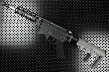 【M4 Gun's フォト】BAD556 M-LOK CQB カスタム