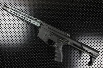 【M4 Gun's フォト】M4MWS NOVESKE カスタム