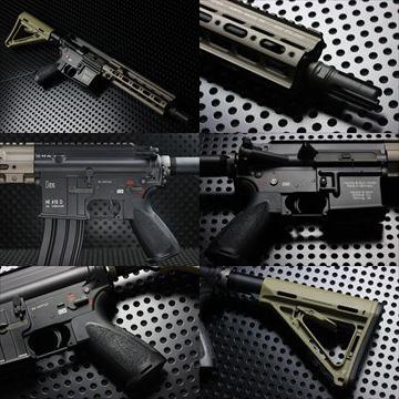 【OUTLINE】HAO HK416 SMR ORGAトレポンコンプリート