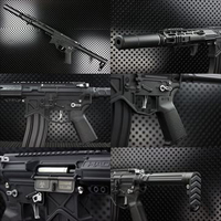【OUTLINE】M4 Gun's Photo - BAD SPQRカスタム-