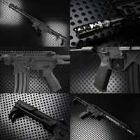【OUTLINE】M4 Gun's Photo - MWS BAD556 カスタム -
