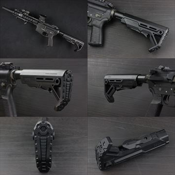 【OUTLINE】Strike Industries Viper Mod1 Mil-Spec ストック BK