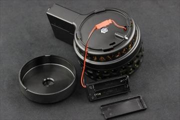 アイアンエアソフト X-15スタイル 1000連 電動ガン用ドラムマガジン