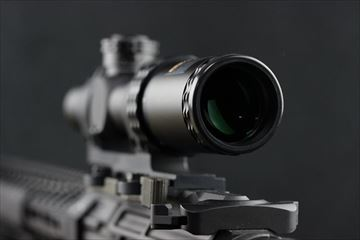 アウトライン 実物 Bushnell AR OPTICS 1-4x 24mm
