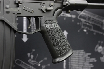 アウトライン 実物 TRINITY FORCE DI ENHANCED ピストルグリップ BK GBB