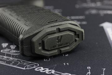 アウトライン MADBULL StrikesIndustries M4 EPG グリップ BK ガスブロ用