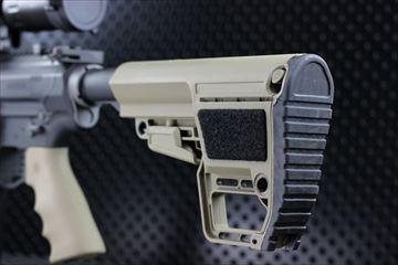 アウトライン OUTLINE PTS MEGA ARMS AR10 カスタム ガンズフォト