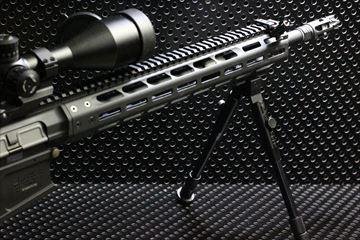 アウトライン PTS MEGA ARMS AR10カスタム