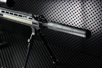 アウトライン PTS MEGA ARMS AR10 カスタム