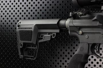 アウトライン PTS MEGA ARMS AR10 カスタム ガンズフォト