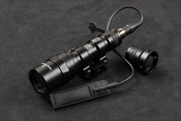 エレメント シュアファイア M300AA MINI SCOUTライト BK