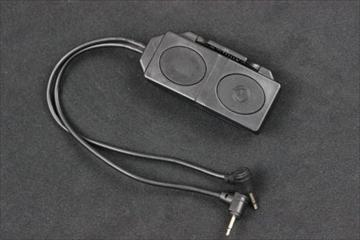 エレメント ダブルリモートコントロール スイッチ BK For ANPEQ-16A & M3X