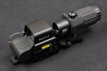 オプティクスG EXPSタイプホロサイト G33タイプブースターセット