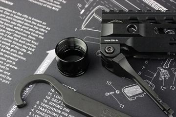 ガーダー AR-15 リアルパーツ EX Heavy Duty Tele-Stock レンチ