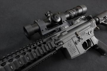 キングアームズ SPR M4 SCOPE QDマウント