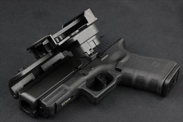 クアンタムメカニクス 3キャリークイック タクティカルホルスター Glock用