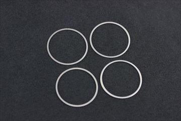 システマ ストックチューブ ワッシャー 4枚入り(0.3×2枚  0.5×2枚)