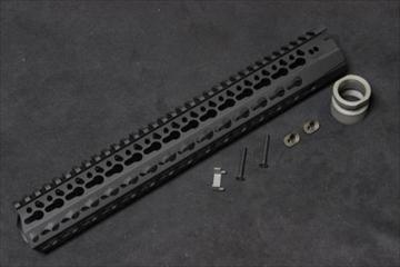 ダイタック BCM KMRスタイルハンドガード 13インチ トレポン用