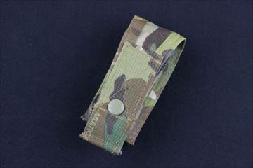 トイソルジャー CPスタイル 40mm&フラッシュバンポーチ マルチカム