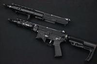 BAD556 ARピストルアッパー製作!
