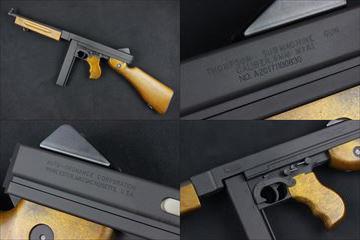 トンプソンM1A1 WE ガスブロ本体