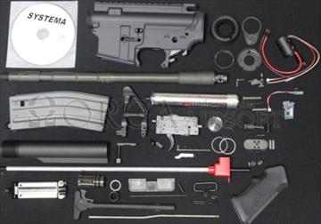 バリューキット1 M4A1 MAXⅡ アンビ