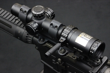 ブッシュネル AR OPTICS 1-4x 24mm Throw Down PCL
