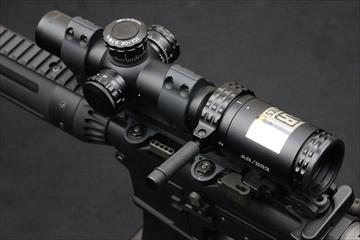 ブッシュネル AR OPTICS 1-4x 24mm Throw Down PCL
