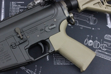 マグプルPTS EPG M4 グリップ DE