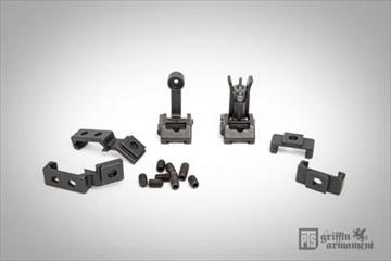 マグプルPTS Griffin Armament Modular BUIS セット BK