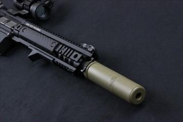 マグプルPTS Griffin M4SD2 Mock サイレンサー DE
