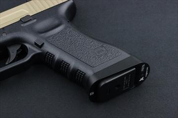 マグプルPTS RAVEN FREYA 東京マルイ Glock用 アルミ製マグウェル BK