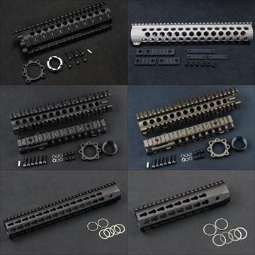 マッドブル製品 DD Mk18RISⅡ、Lite Rail、KAC URX4、TROY BattleRail 入荷しました!
