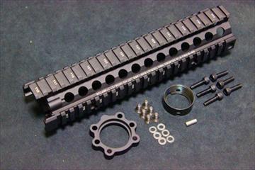 マッドブル ダニエルディフェンス MK18RIS II 9.5inch FDE ハンドガード