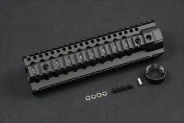 マッドブル ダニエルディフェンス OMEGA-X 9inch BK ハンドガード