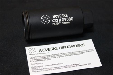 マッドブル NOVESKE KX3 Amplifier