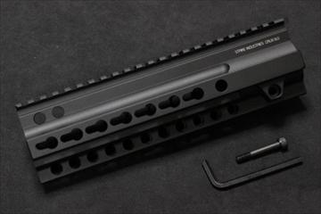 マッドブル SI CRUX 9inch Keymod ハンドガード for HK416D