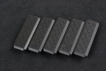 マッドブル Strike Industries MLOK カバー V1 Style BK 5個入り