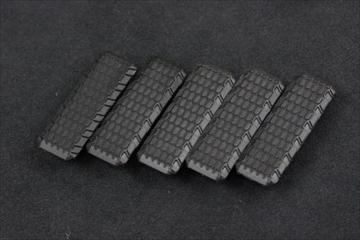 マッドブル Strike Industries MLOK カバー V2 Style BK 5個入り